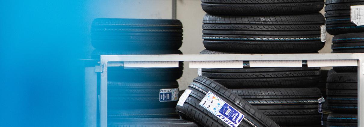 Neumáticos carreteras Algesur
